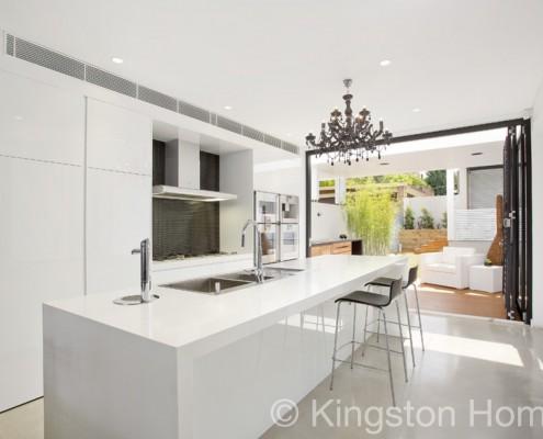 Kitchen, 74b Trafalgar Street, Annandale